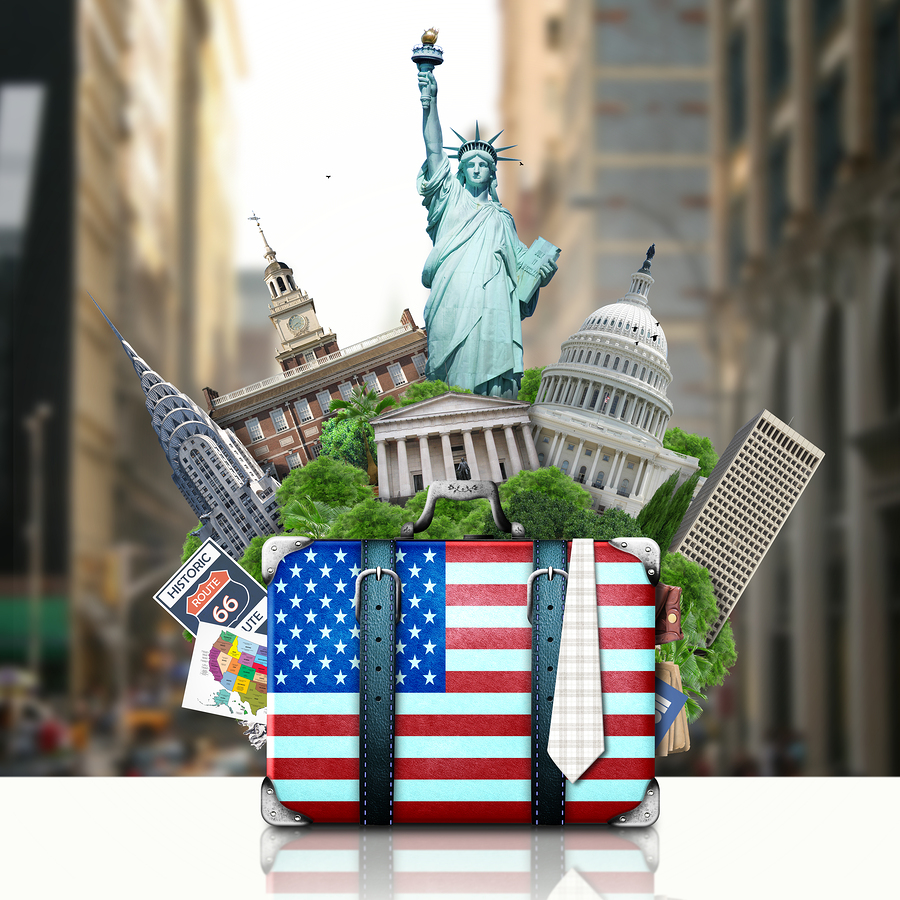 Déménagement longue distance aux États-Unis