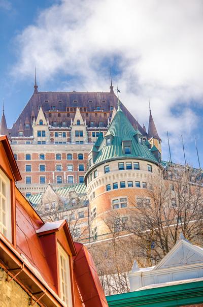 Déménagement de Montréal à Québec