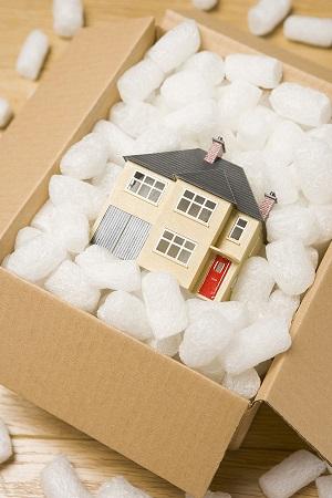Emballage par des déménageurs à Montréal