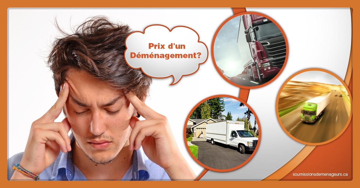 Comparez 5 Prix De 5 Demenageurs Pour Demenagement Au Quebec