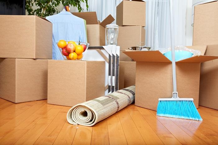 Prix pour boîtes de déménagement