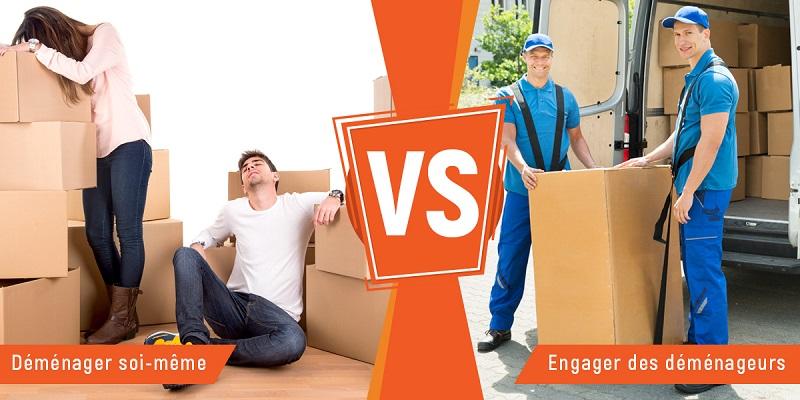 pourquoi faire appel à des déménageurs
