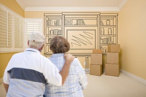 déménagement pour aînés