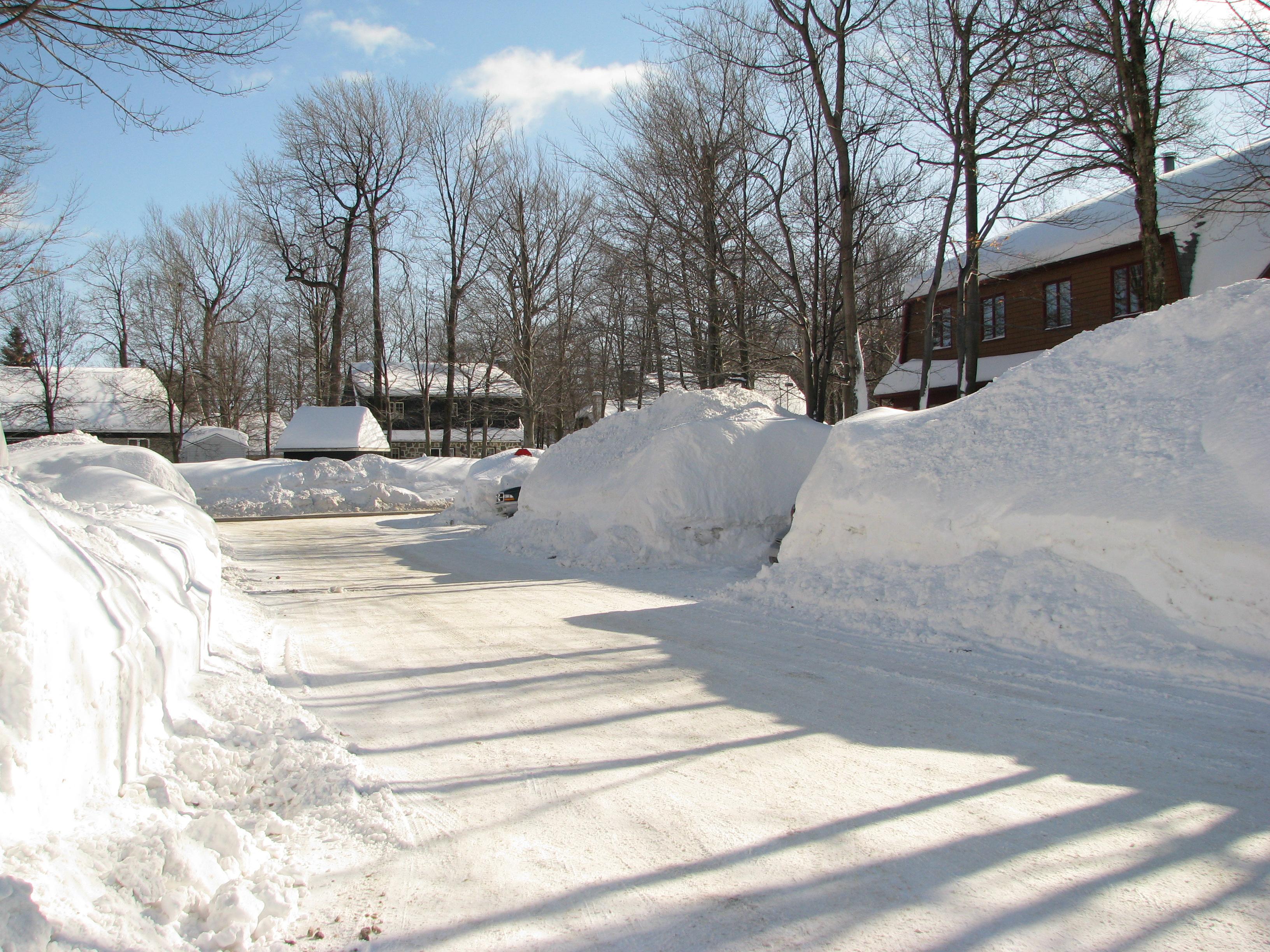 Soumissions de déménageur pour déménager en hiver