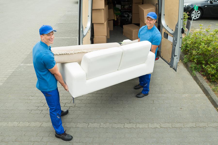 Pourquoi choisir des déménageurs professionnels