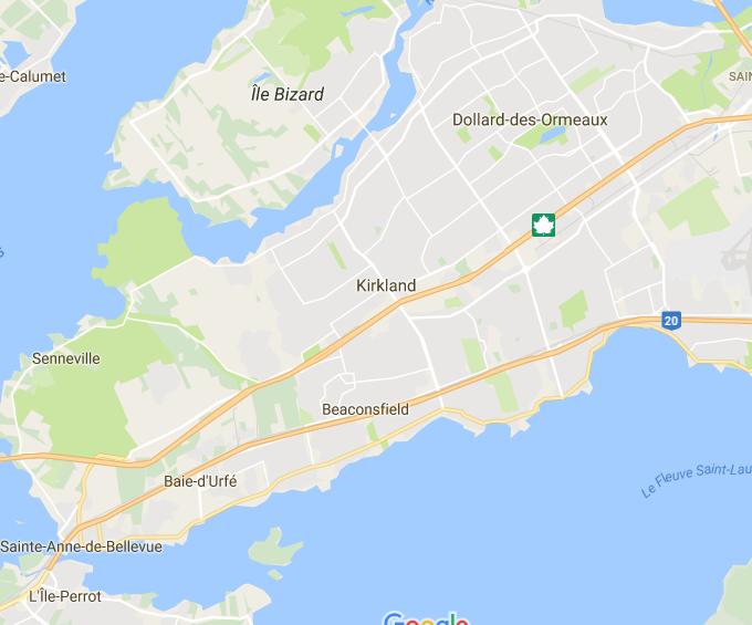 prix demenageurs ouest de l'île de Montréal