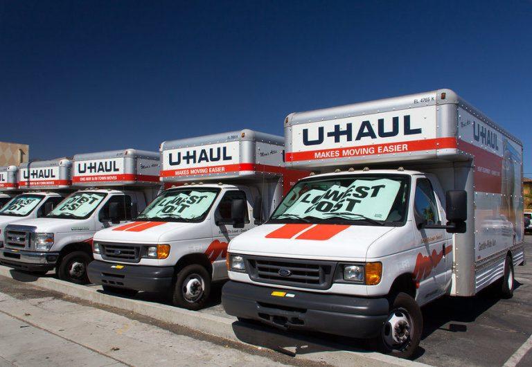 u-haul-truck-vs-compagnie-déménagement