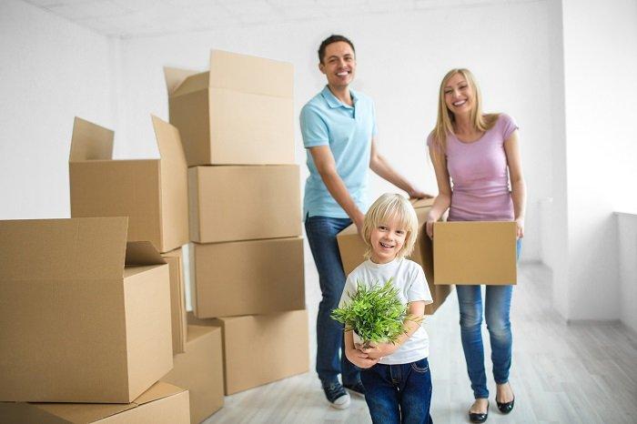Déménager dans une nouvelle maison ou appartement à Québec