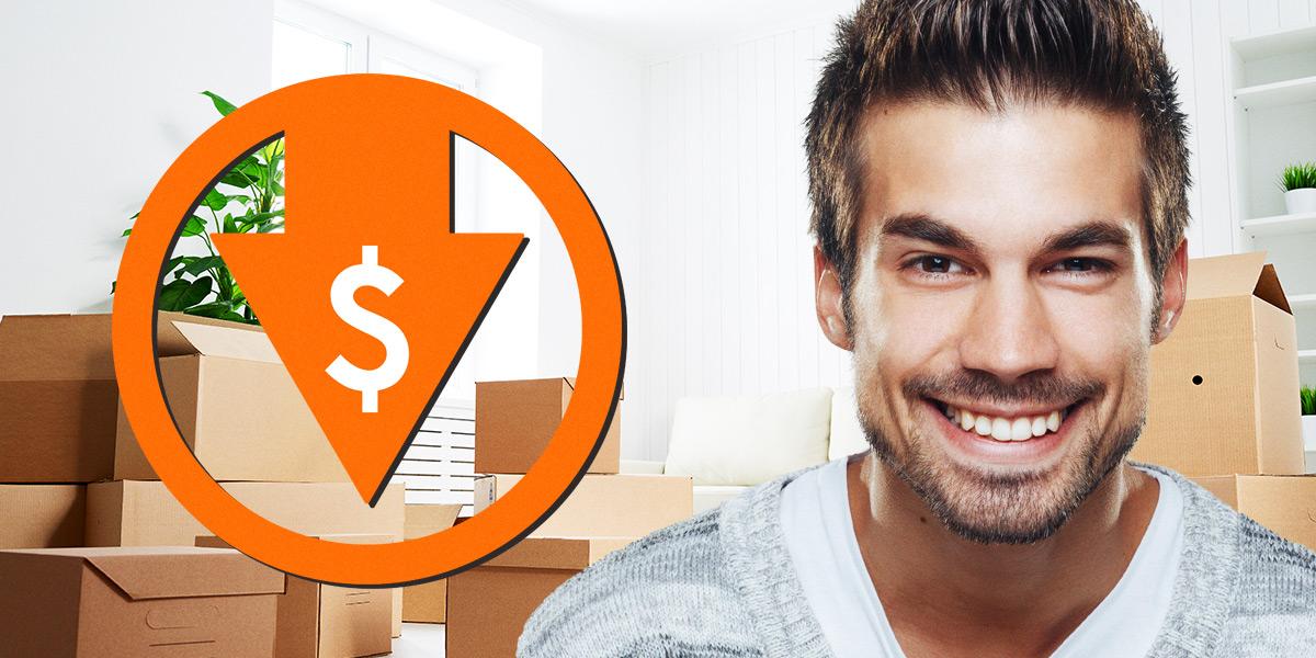 Quelques trucs vous permettront d'économiser sur le prix de votre déménagement.