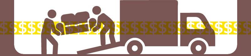 Le déménageur idéal est une entreprise qui vous fait des bons prix et donne un bon travail.