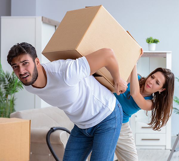 Les avantages d'engager des déménageurs professionnels pour éviter les blessures, les bris et sauver de l'argent