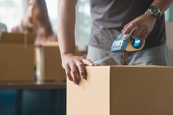 Conseils pour boîtes de déménagement